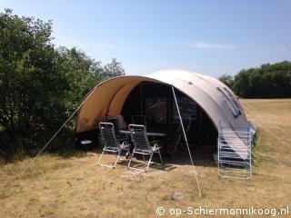 Boog tent