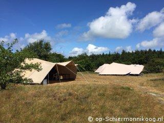 Pyramide tent
