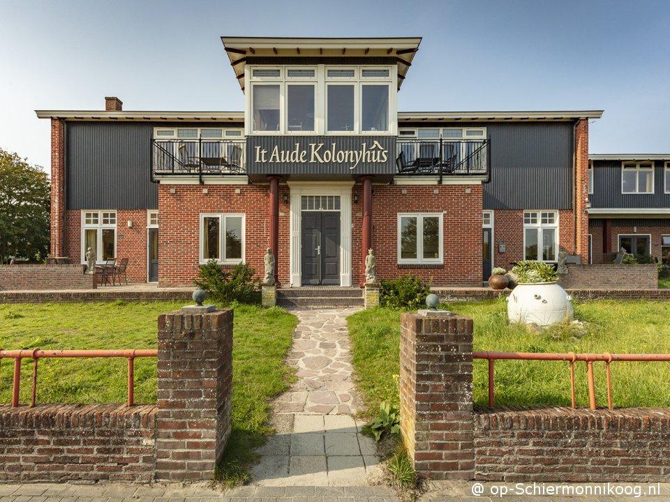 Bijbelse Kleurplaten Huis Op De Rots.Appartement Zuster Wil In It Aude Kolonyhus Op Schiermonnikoog